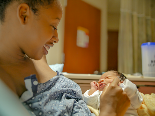 My Labor and delivery story | First time mom
