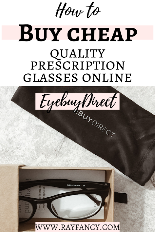 How to buy cheap prescription glasses online   Eyebuydirect.com   Glasses review