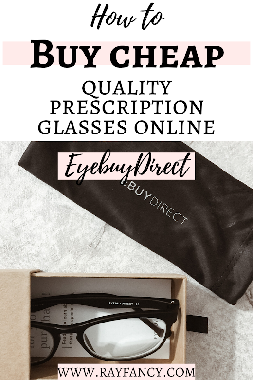 How to buy cheap prescription glasses online | Eyebuydirect.com | Glasses review